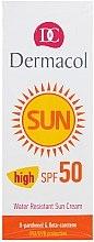 Düfte, Parfümerie und Kosmetik Wasserdichte Sonnenschutzcreme SPF 50 - Dermacol Sun Cream