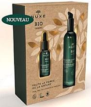 Düfte, Parfümerie und Kosmetik Gesichtspflegeset - Nuxe Bio (Mizellen-Reinigungswasser 200ml + Antioxidatives Basic-Serum 30ml)