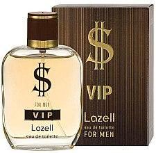 Düfte, Parfümerie und Kosmetik Lazell VIP For Men - Eau de Toilette