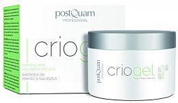 Düfte, Parfümerie und Kosmetik Cryo-Gel zur Körperbehandlung mit Eukalyptus und Menthol - PostQuam Crio Gel Body Treatment