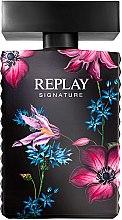 Düfte, Parfümerie und Kosmetik Replay Signature For Woman Replay - Eau de Parfum