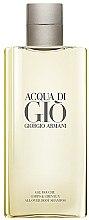 Düfte, Parfümerie und Kosmetik Giorgio Armani Acqua di Gio Pour Homme All-Over Body Shampoo - Duschgel