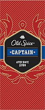 Düfte, Parfümerie und Kosmetik After Shave Lotion - Old Spice Captain