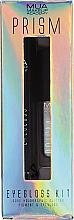 Düfte, Parfümerie und Kosmetik Make-up Set für die Augen (Augenpigment 4g + Augentopper 1g) - Mua Prism Eyegloss Kit