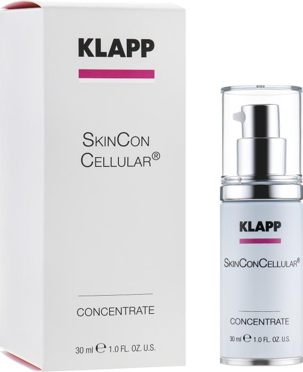 Feuchtigkeitsspendendes Gesichtskonzentrat - Klapp Skin Con Cellular Concentrate — Bild N1