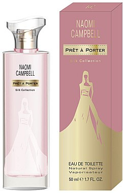 Naomi Campbell Pret a Porter Silk Collection - Eau de Toilette — Bild N1