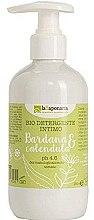 Düfte, Parfümerie und Kosmetik Gel für die Intimhygiene - La Saponaria Burdock & Calendula Intimate Wash