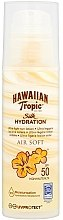 Düfte, Parfümerie und Kosmetik Feuchtigkeitsspendende Sonnenschutzlotion für den Körper SPF 50 - Hawaiian Tropic Silk Hydration Air Soft Lotion SPF 50