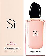 Düfte, Parfümerie und Kosmetik Giorgio Armani Si Fiori - Eau de Parfum