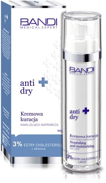 Feuchtigkeitsspendende und pflegende Gesichtscreme - Bandi Medical Expert Anti Dry Cream