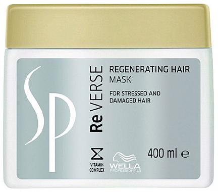 Regenerierende Haarmaske mit Vitaminkomplex für gestresstes und geschädigtes Haar - Wella SP Reverse Regenerating Hair Mask — Bild N2