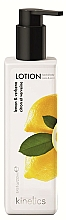 Düfte, Parfümerie und Kosmetik Feuchtigkeitsspendende Körperlotion mit Zitrone und Verbene - Kinetics Lemon & Verbena Lotion