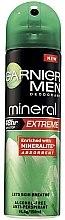 Düfte, Parfümerie und Kosmetik Deospray Antitranspirant - Garnier Mineral Deodorant Men Extreme