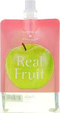 Düfte, Parfümerie und Kosmetik Beruhigendes Gesichtsgel mit grünem Apfelsaftextrakt - Skin79 Real Fruit Soothing Gel Green Apple