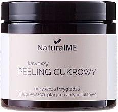 Düfte, Parfümerie und Kosmetik Koffein Zucker-Körperpeeling - NaturalME