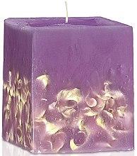 Düfte, Parfümerie und Kosmetik Duftkerze Lilac - Bulgarian Rose Perfume Fragrant Wax Candle