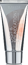 Düfte, Parfümerie und Kosmetik Langlebige Foundation - Wunder2 Last & Foundation 24 Hours Flawless Coverage