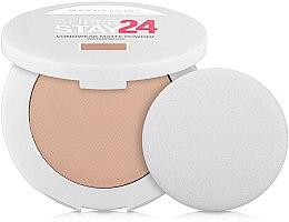 Düfte, Parfümerie und Kosmetik Wasserfester langanhaltender Puder - Maybelline SuperStay 24Hr Waterproof Powder