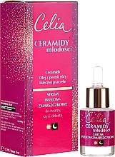 Düfte, Parfümerie und Kosmetik Anti-Falten Serum für Gesicht, Hals und Dekolleté - Celia Ceramidy Serum