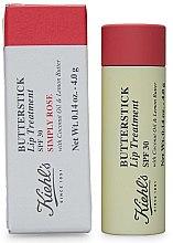 Düfte, Parfümerie und Kosmetik Lippenbalsam mit Kokosnussöl und Zitronenbutter - Kiehl's Butterstick Lip Treatment SPF30