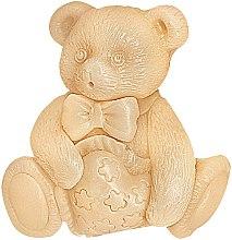 "Düfte, Parfümerie und Kosmetik Glycerinseife ""Pu der Bär"" - Bulgarian Rose Natural Glycerin Fragrant Soap Pooh Teddy Bear"