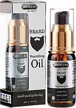 Düfte, Parfümerie und Kosmetik Feuchigkeitsspenendes und pflegendes Bartöl mit Minzduft - Hemani Oh Mah Beard Beard Oil Natural