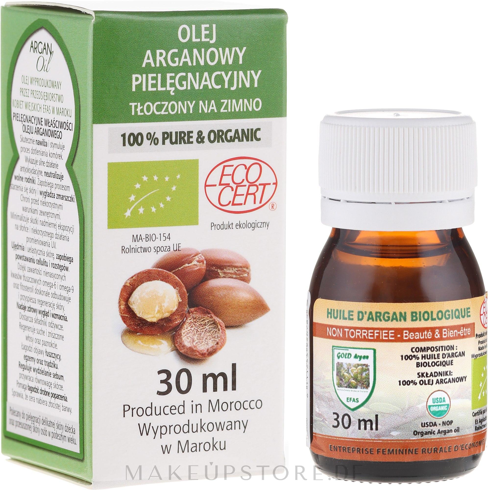 Arganöl - Efas Argan Oil — Bild 30 ml
