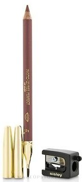Lippenkonturenstift mit Anspitzer - Sisley Phyto Levres Perfect Lip Pencil — Bild 03 - Rose The