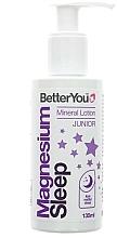 Düfte, Parfümerie und Kosmetik Entspannende Körperlotion mit Lavendel und Kamille - BetterYou Magnesium Sleep Mineral Lotion Junior