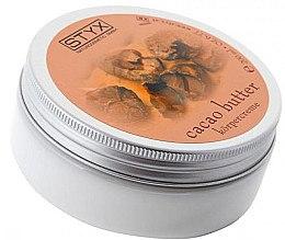 Düfte, Parfümerie und Kosmetik Körpercreme Kakaobutter - Styx Naturcosmetic Body Cream (Probe)