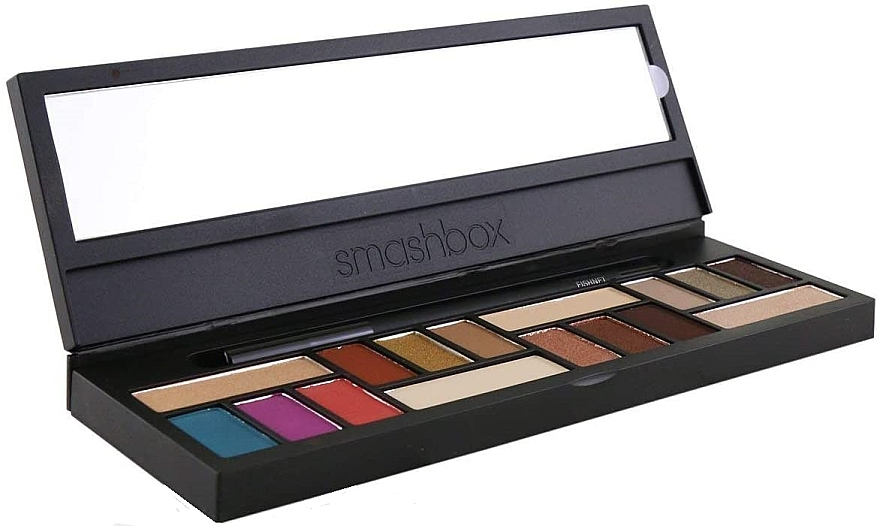 Lidschattenpalette - Smashbox L.A. Cover Shot Eye Palette — Bild N4
