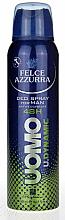 Düfte, Parfümerie und Kosmetik Deospray Antitranspirant - Felce Azzurra Deo Uomo Dynamic