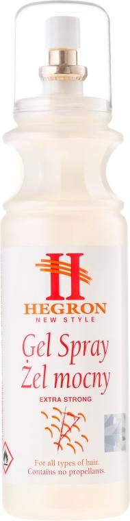 Haargel-Spray Extra starker Halt - Tenex Hegron Gel Spray Extra Strong — Bild N3