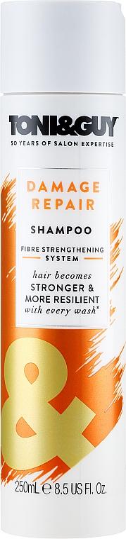 Shampoo für geschädigtes Haar - Toni & Guy Cleanse Damaged Hair Shampoo — Bild N1