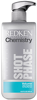 Intensive Haarpflege für mehr Volumen - Redken Chemistry Volume Shot Phase — Bild N1