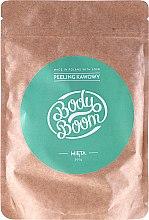 Düfte, Parfümerie und Kosmetik Kaffee-Peeling für den Körper mit Minzduft - BodyBoom Coffee Scrub Mint