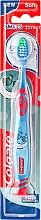 Düfte, Parfümerie und Kosmetik Kinderzahnbürste 6+ Jahre weich Smiles blau - Colgate Kids Soft Toothbrush