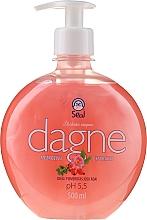 Düfte, Parfümerie und Kosmetik Flüssige Hand- und Körperseife mit Rose - Seal Cosmetics Dagne Liquid Soap