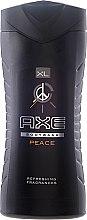Düfte, Parfümerie und Kosmetik Erfrischendes Duschgel - Axe Refreshing Peace Shower Gel