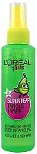 Düfte, Parfümerie und Kosmetik Glättendes Kinderspray für nasses und trockenes Haar - L'Oreal Paris Kids Sweet Pear Tangle Tamer Spray