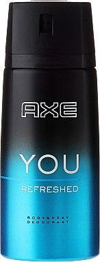 "Deospray ""You Refreshed"" - Axe You Refreshed Deodorant Spray — Bild N1"