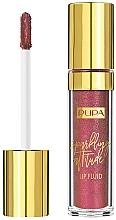 Düfte, Parfümerie und Kosmetik Flüssiger Lippenstift mit schimmerndem Effekt - Pupa Sparkling Attitude Lip Fluid
