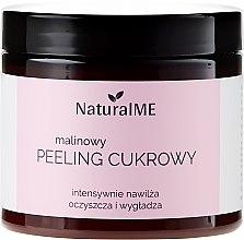 Düfte, Parfümerie und Kosmetik Himbeere Zucker-Körperpeeling - NaturalME