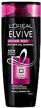 Düfte, Parfümerie und Kosmetik Anti-Haarverlust Shampoo für kraftloses und dünner werdendes Haar - L'Oreal Paris Elseve Shampoo Arginina Resist X3