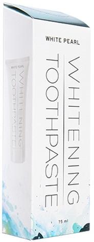 Aufhellende Zahnpasta - VitalCare White Pearl Whitening Toothpaste — Bild N1