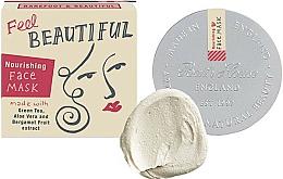 Düfte, Parfümerie und Kosmetik Beruhigende Gesichtsmaske mit grünem Tee und Aloe Vera - Bath House Nourishing Face Mask