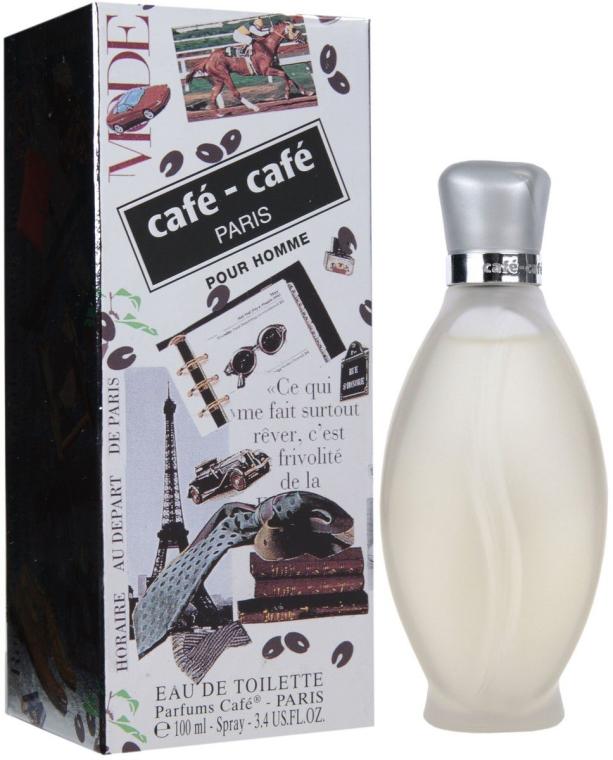 Cafe Parfums Cafe-Cafe Pour Homme - Eau de Toilette — Bild N3