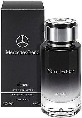 Mercedes-Benz Intense For Men - Eau de Toilette  — Bild N1