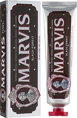 Zahnpasta mit Kirsche, Schokolade und Minze - Marvis Black Forest — Bild N1