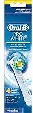 Ersatzköpfe für elektrische Zahnbürste 2 St. - Oral-B 3D White EB18 — Bild N3